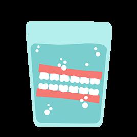 Dental Dentures Repair