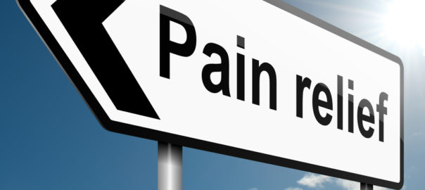 Managing treatment pain