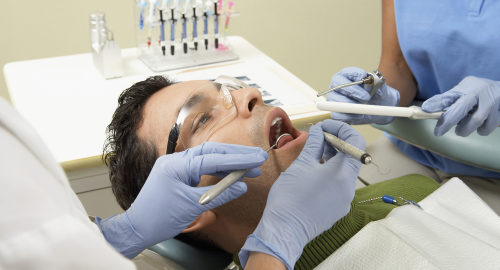 Worried about Oral Cancer? See Your Dentist.