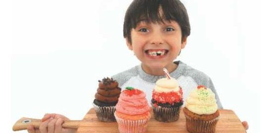 Help! My Parents Give My Child Too Many Sweets!